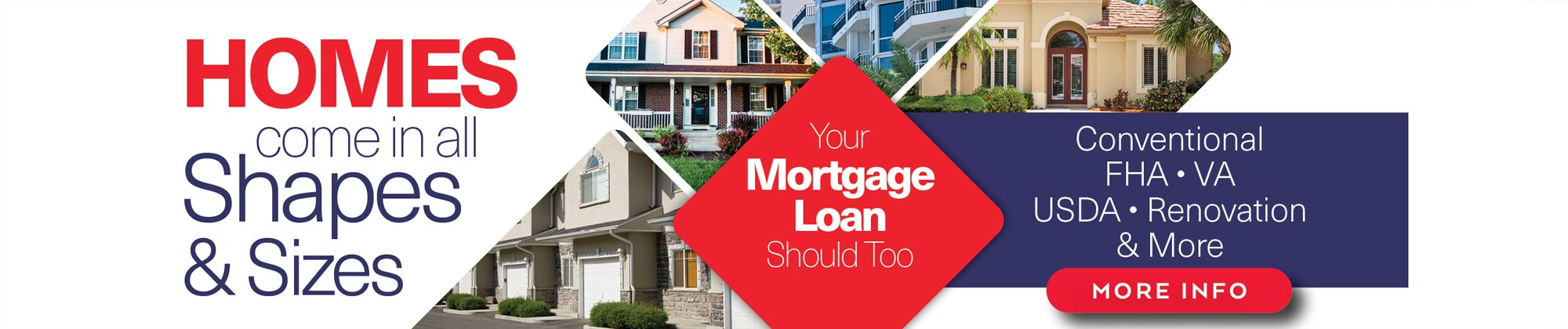 A mortgage lender you can trust. Competitive rates and a variety of mortgage products.  More details.